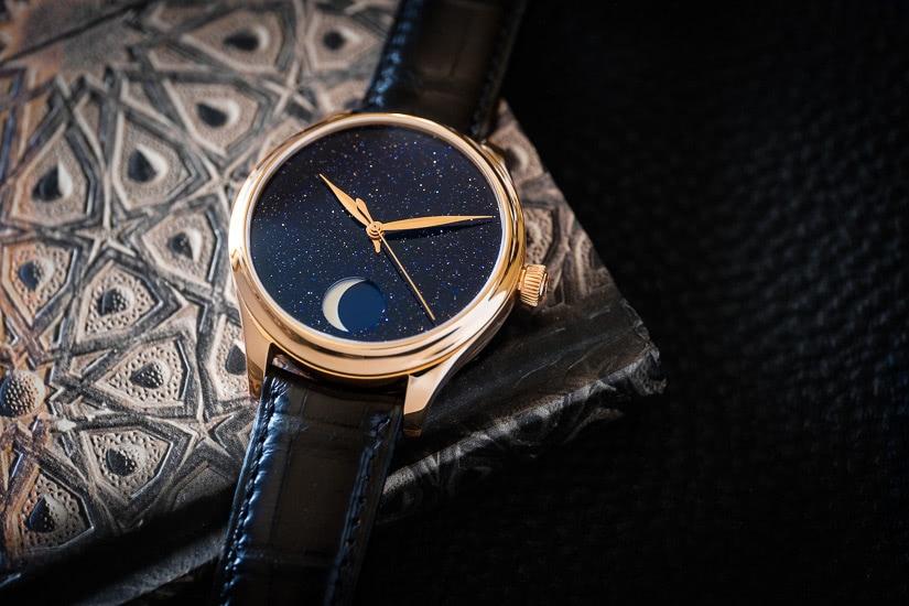 best luxury watch brands h moser cie - Luxe Digital