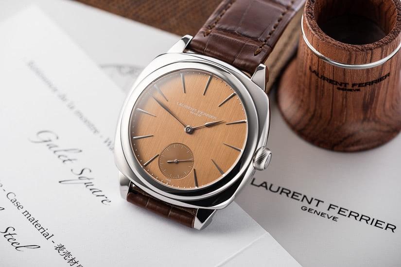 best luxury watch brands laurent ferrier - Luxe Digital