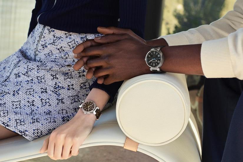 best luxury watch brands louis vuitton - Luxe Digital
