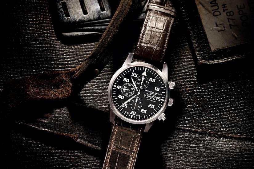 best luxury watch brands maurice de mauriac - Luxe Digital