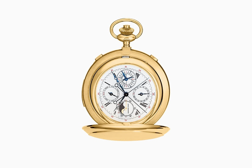best pocket watch audemars piguet - Luxe Digital