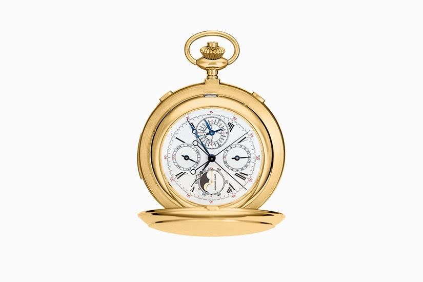 mejor reloj de bolsillo audemars piguet - Luxe Digital