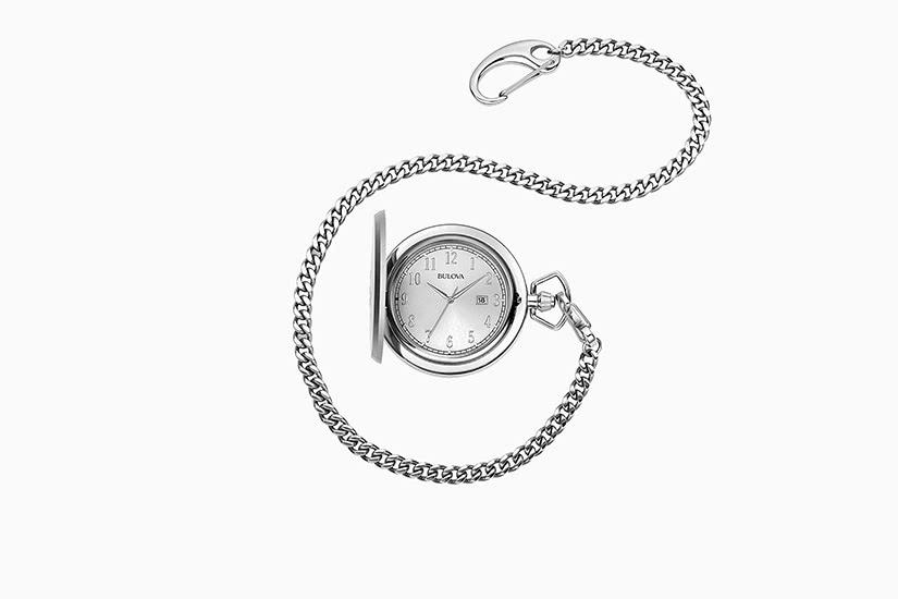 mejor reloj de bolsillo bulova - Luxe Digital