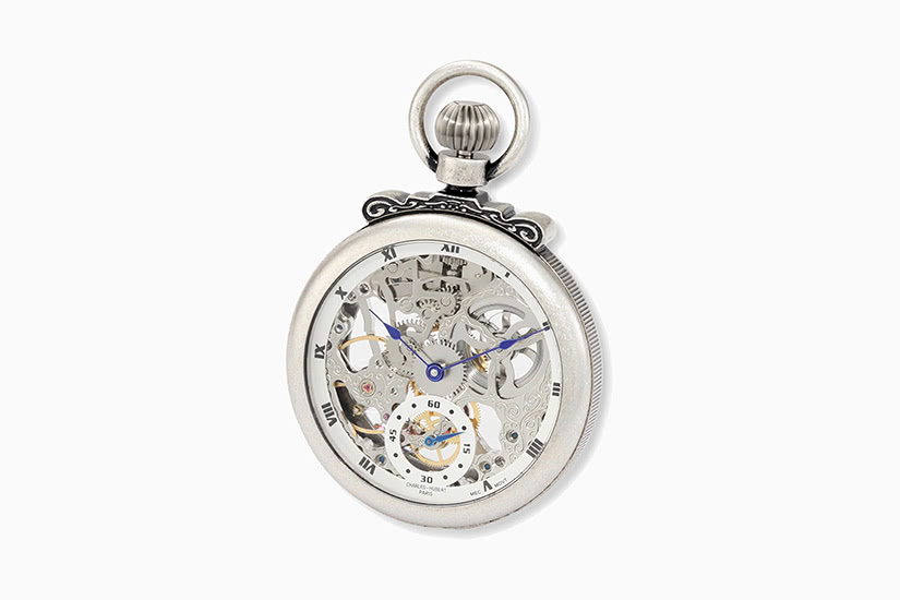 best pocket watch charles hubert - Luxe Digital