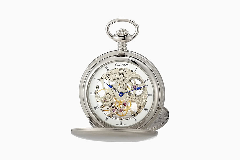best pocket watch gotham - Luxe Digital