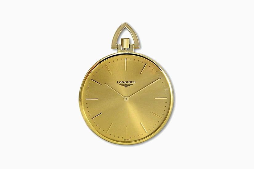 best pocket watch longines - Luxe Digital
