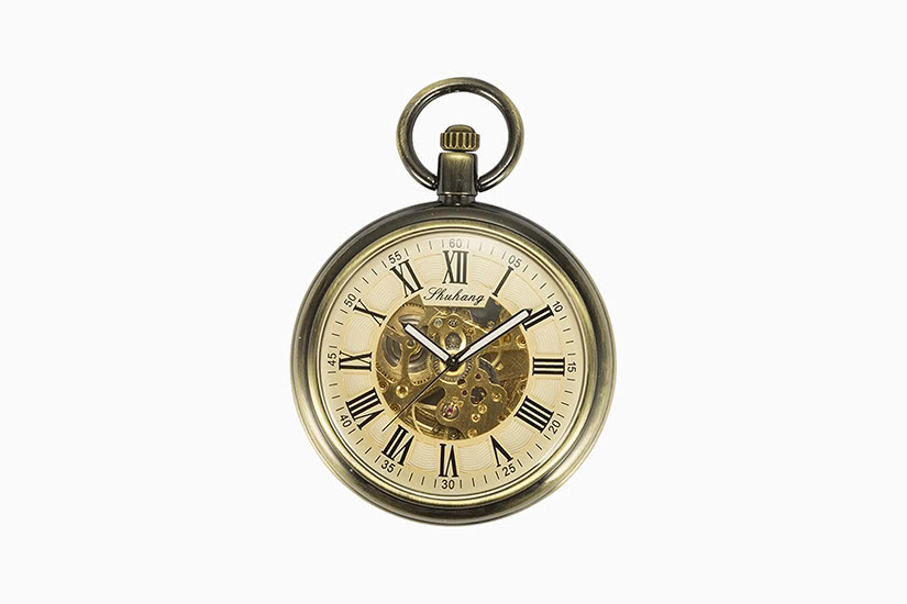 best pocket watch manchda - Luxe Digital