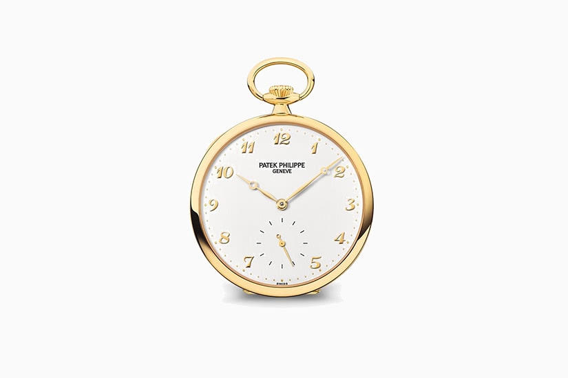 best pocket watch patek philippe - Luxe Digital