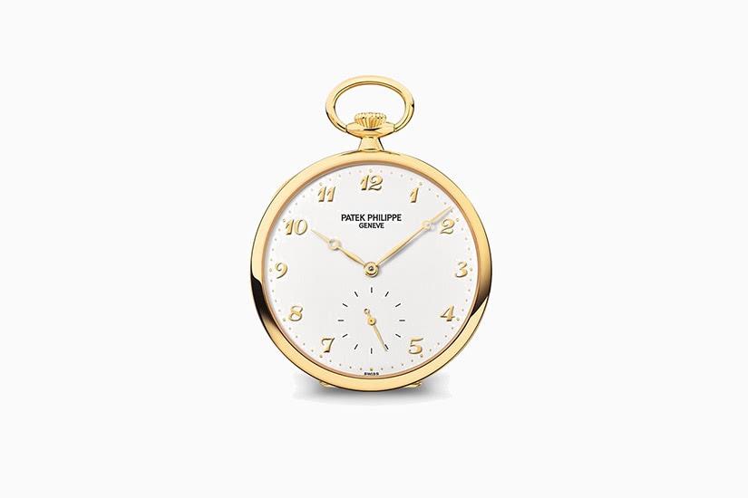 mejor reloj de bolsillo patek philippe - Luxe Digital