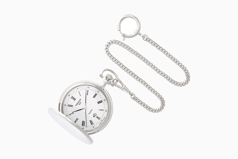 best pocket watch tissot - Luxe Digital