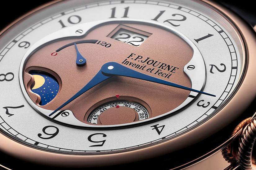 best luxury watch brands F.P Journe - Luxe Digital
