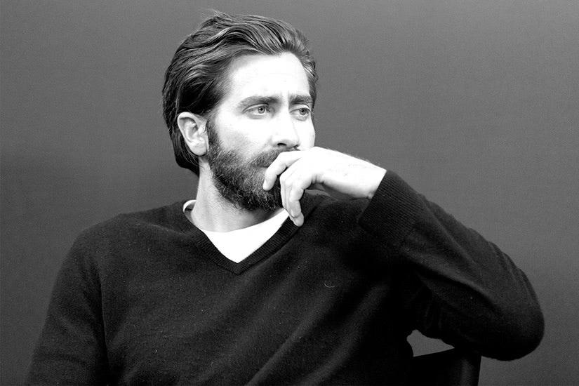 best medium length hairstyles men jake gyllenhaal - Luxe Digital