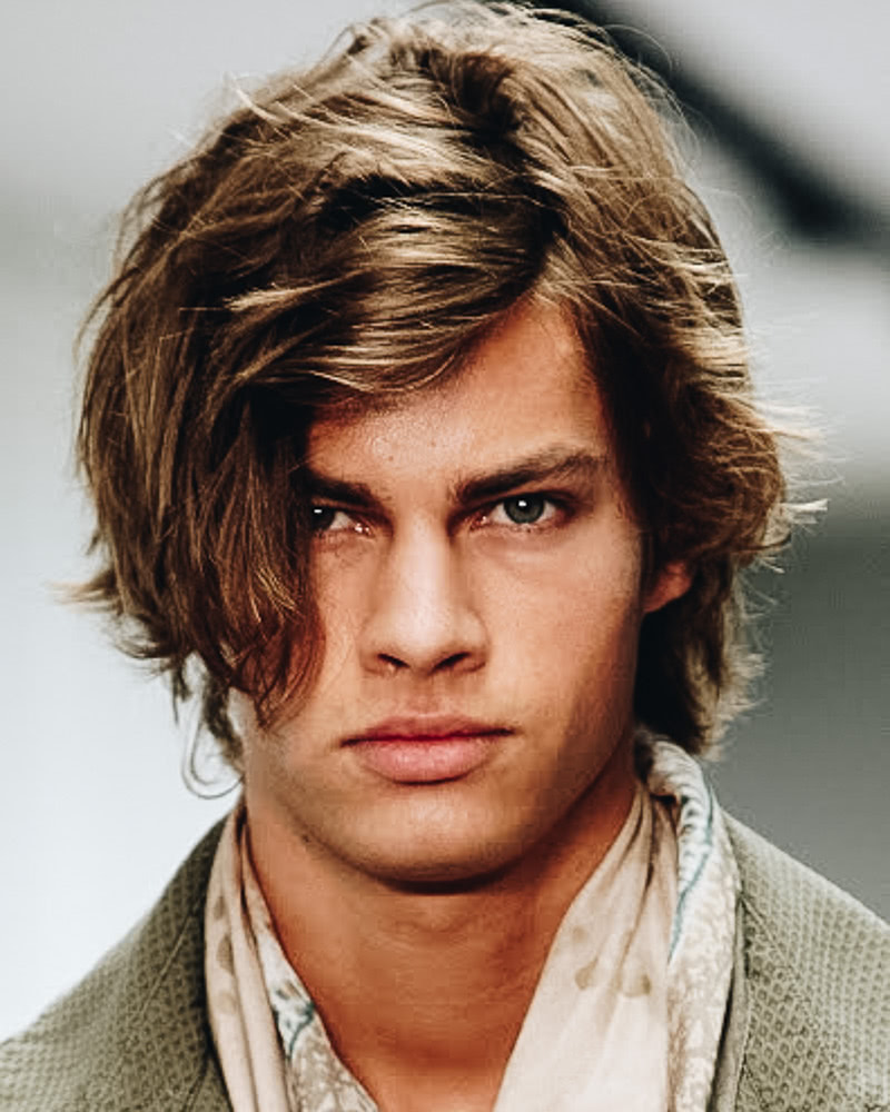 11 Best Medium-Length Haircuts For Men And How To Style Them
