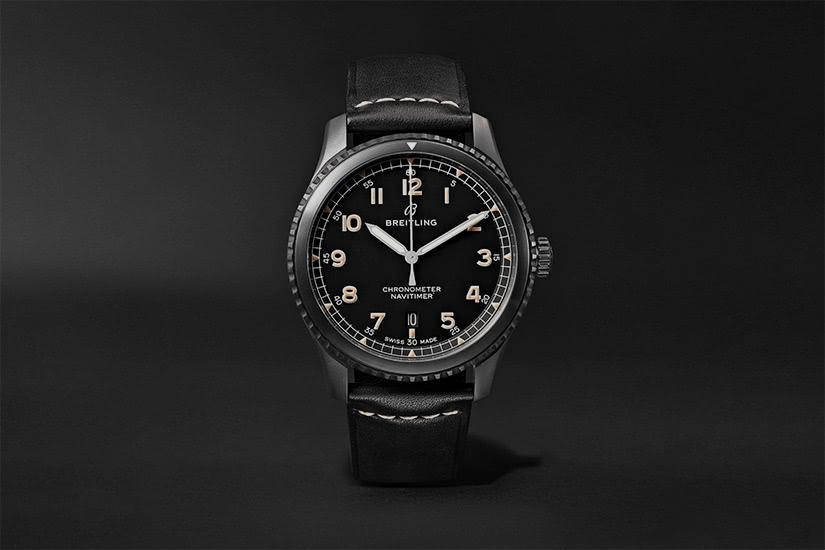 best field watch breitling navitimer 8 - Luxe Digital