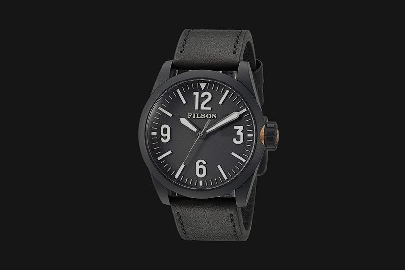best field watch filson - Luxe Digital