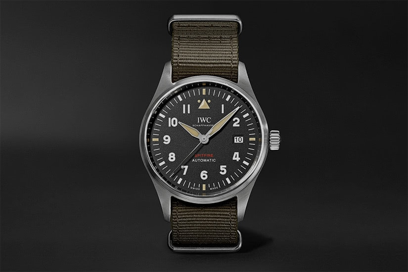 best field watch IWC pilot spitfire - Luxe Digital