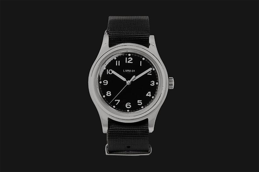 best field watch merci LMM-01 - Luxe Digital