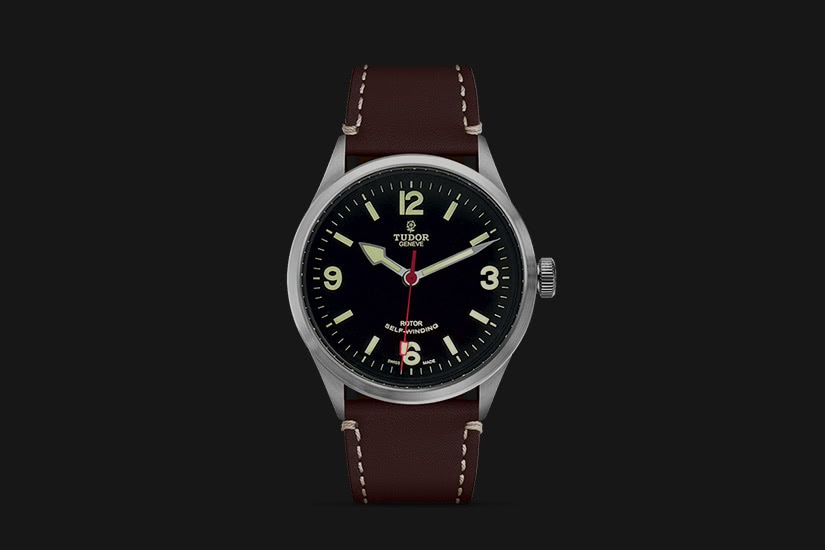 best field watch tudor heritage ranger - Luxe Digital