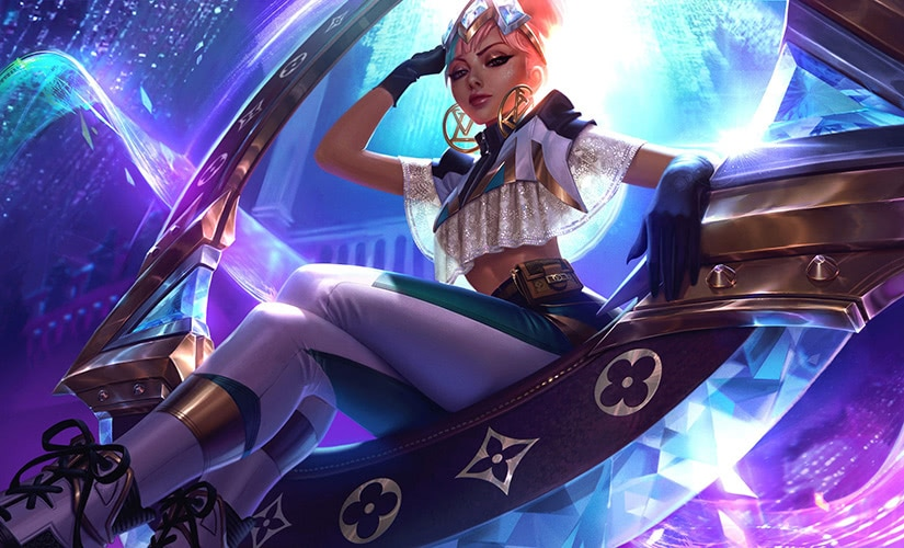 louis vuitton league of legends outfit - Luxe Digital