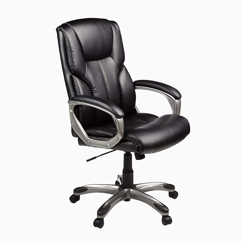 best office chairs high-end amazon basics leather executive - Luxe Digital