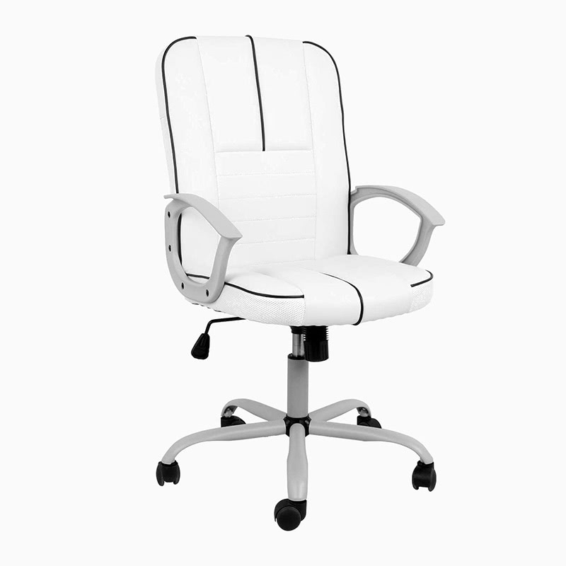 best office chairs high-end ORVEAY leather - Luxe Digital