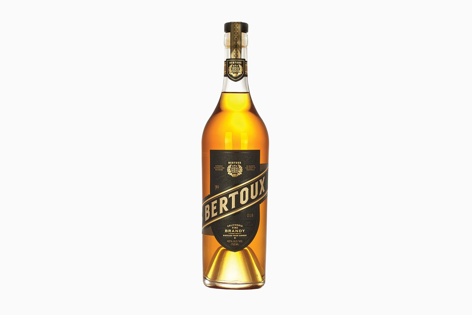 best brandy cognac brands bertoux - Luxe Digital