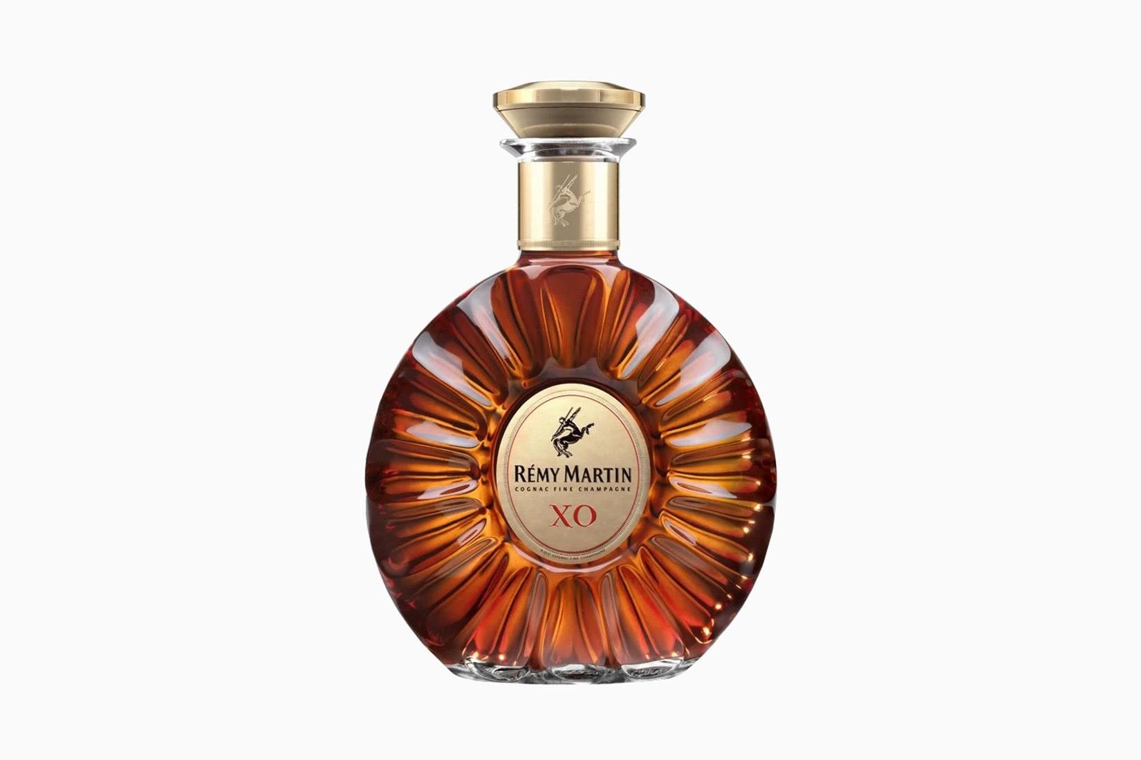 best brandy cognac brands remy martin - Luxe Digital