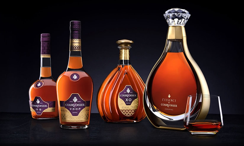best brandy cognac courvoisier - Luxe Digital