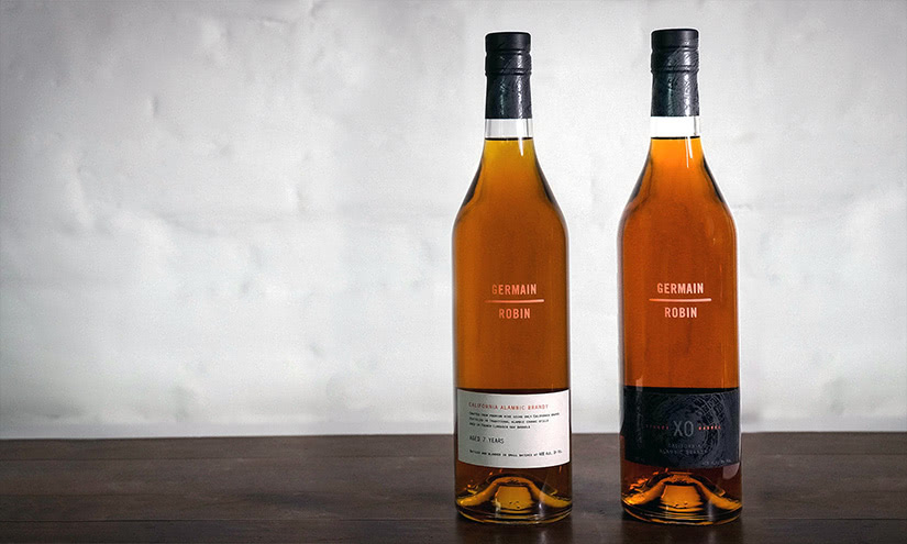 best brandy cognac germain robin - Luxe Digital