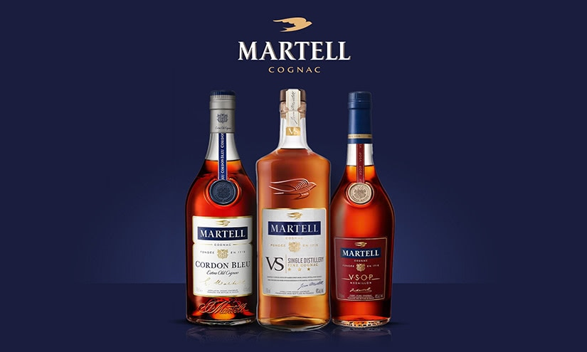 best brandy cognac martell - Luxe Digital