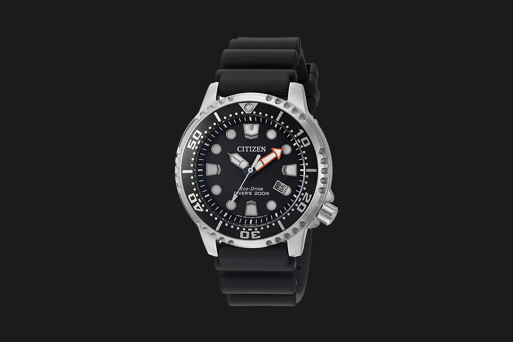 mejor reloj de buceo ciudadano eco-drive promaster - Luxe Digital