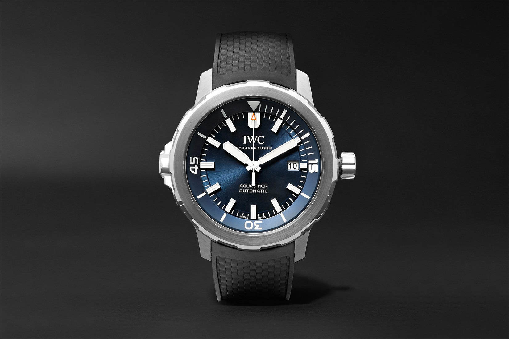 best dive watch IWC aquatimer expedition - Luxe Digital