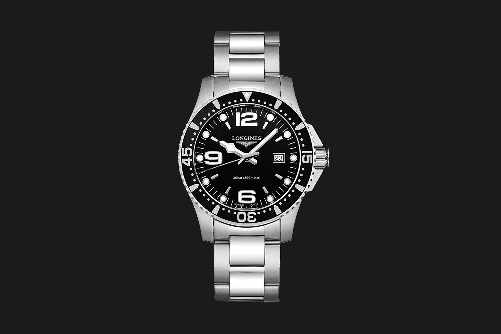 best dive watch longines hydroconquest - Luxe Digital