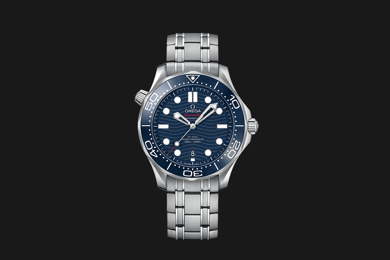 best dive watch omega seamaster - Luxe Digital