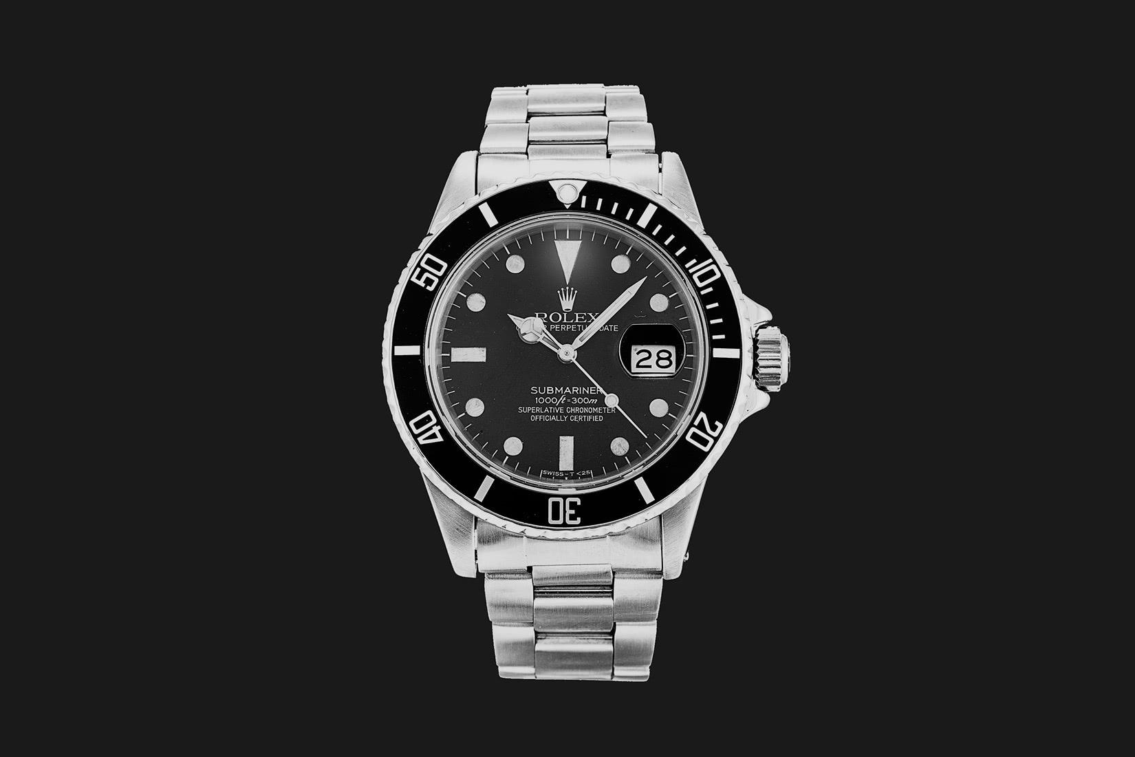 best dive watch rolex submariner 16800 - Luxe Digital
