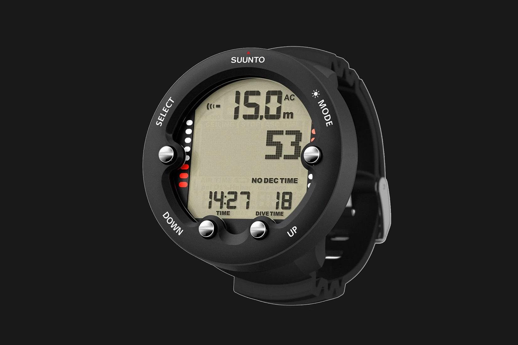 best dive watch suunto zoop novo - Luxe Digital