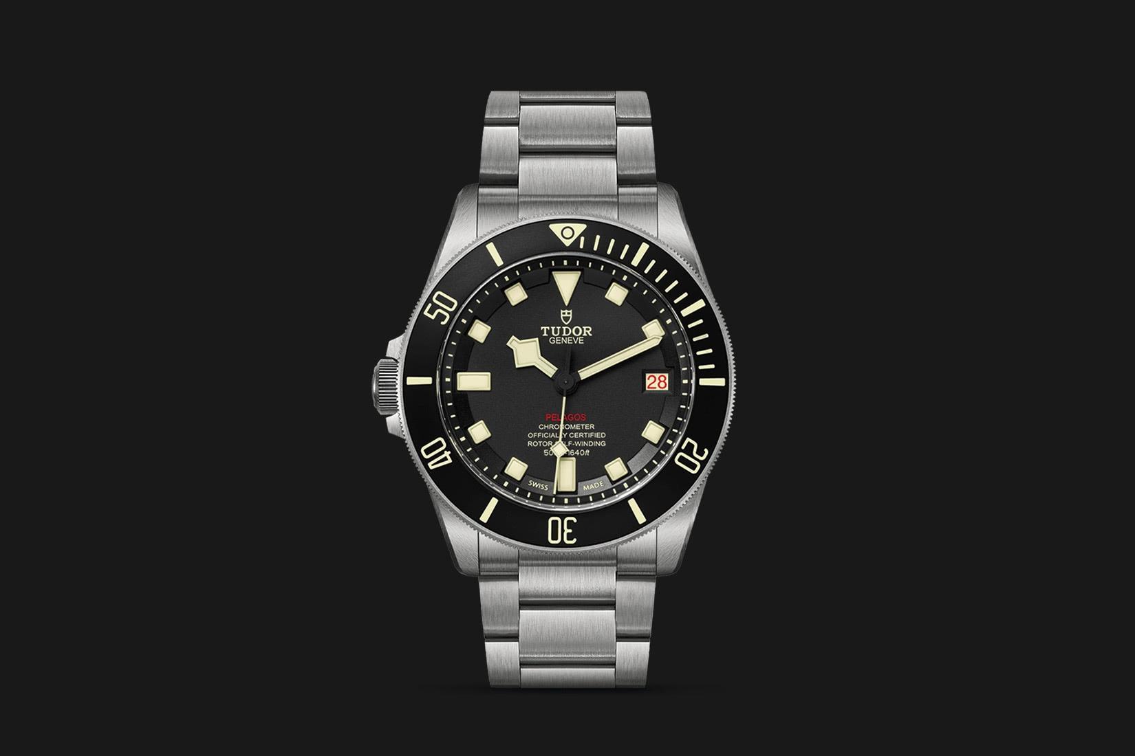 best dive watch Tudor Pelagos - Luxe Digital