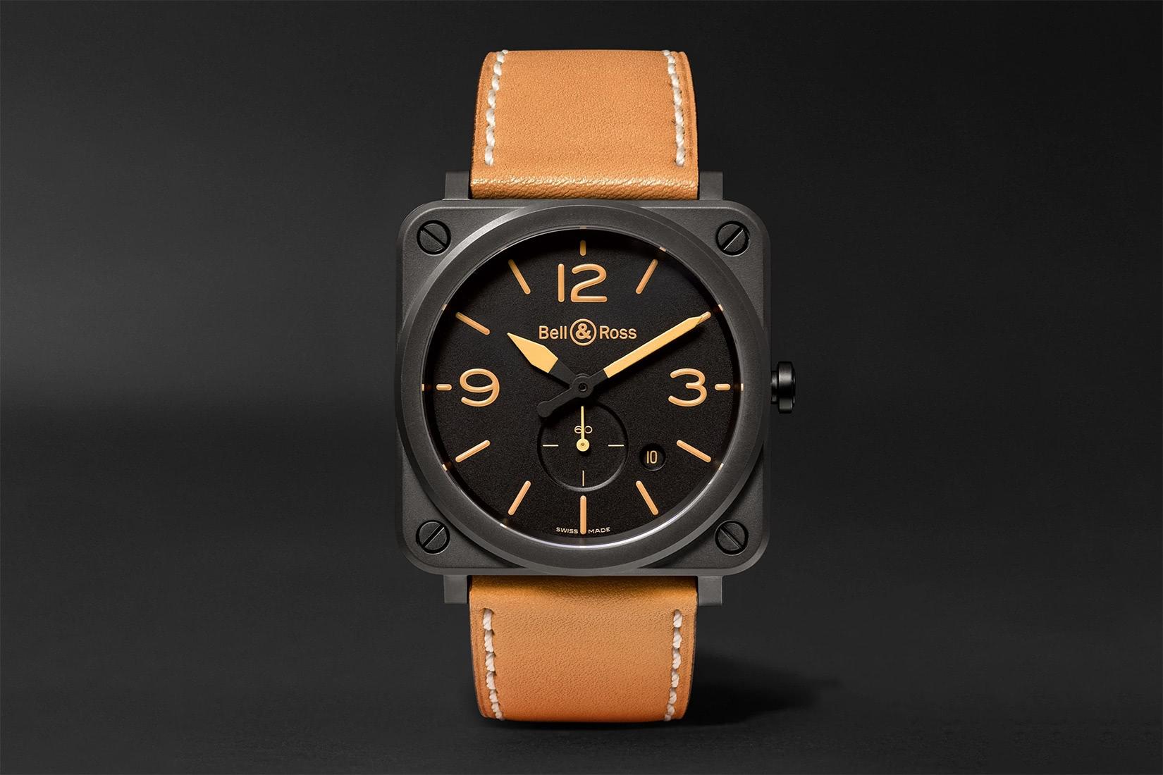 best pilot watch bell & ross BR S - Luxe Digital