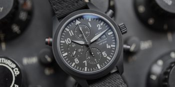 Take To The Skies With These Luxury Pilot Watches