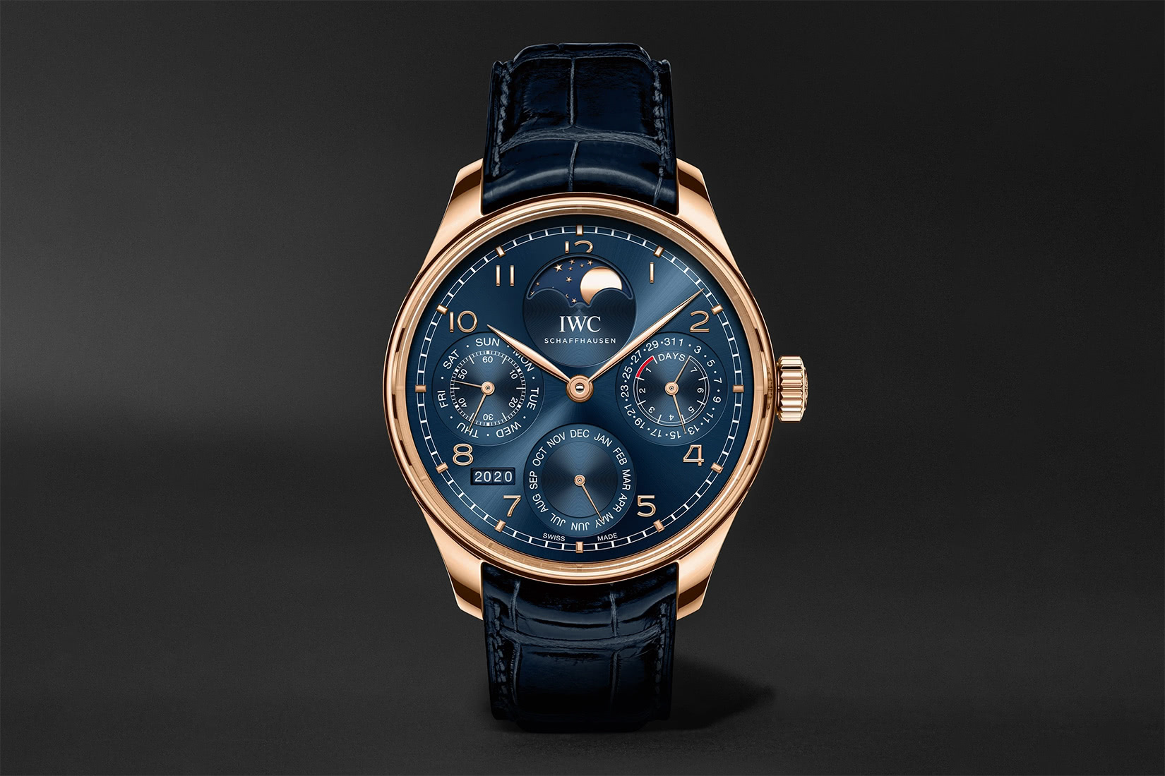 best dress watches IWC portugieser perpetual calendar - Luxe Digital