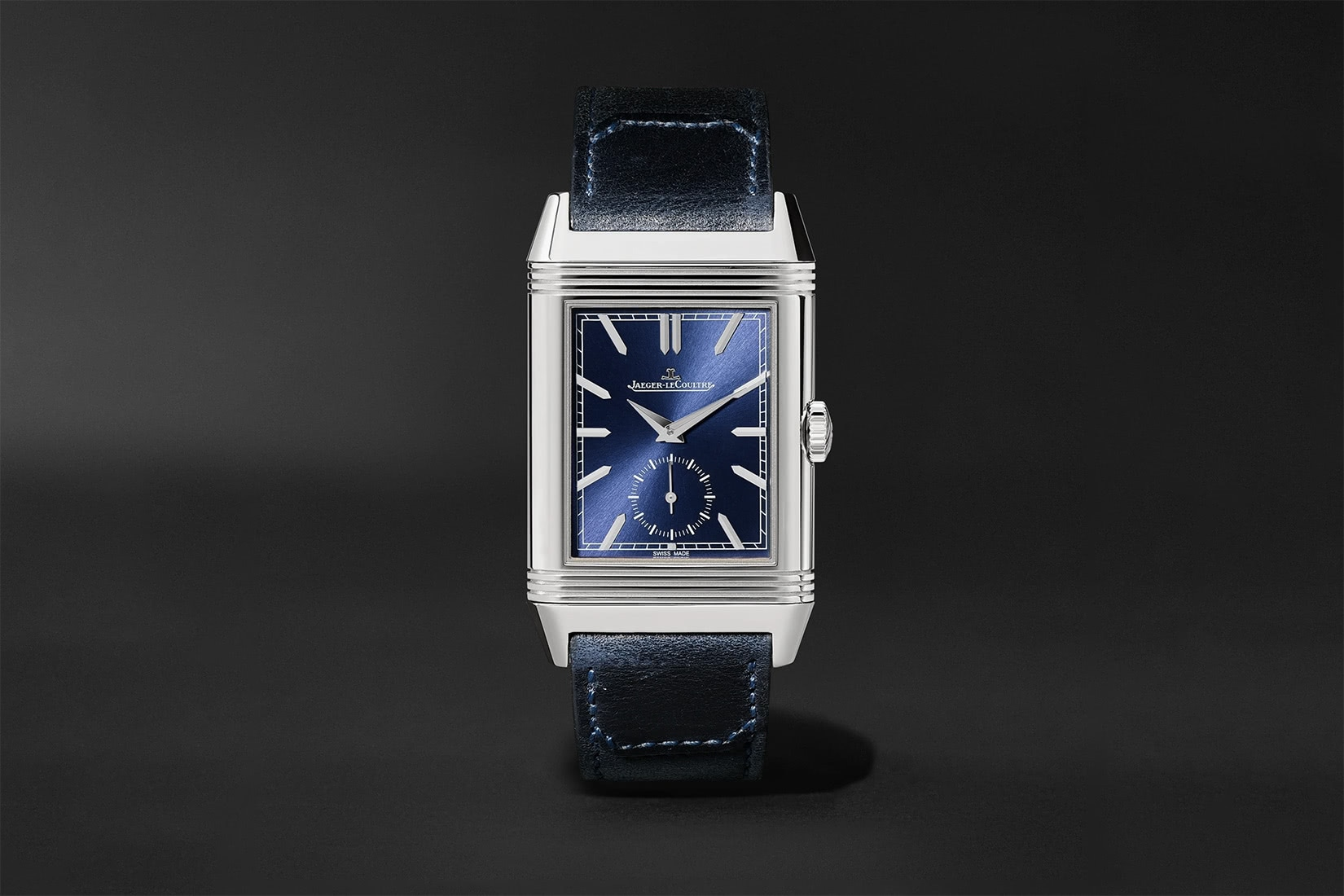 best dress watches jaeger lecoultre reverso tribute - Luxe Digital