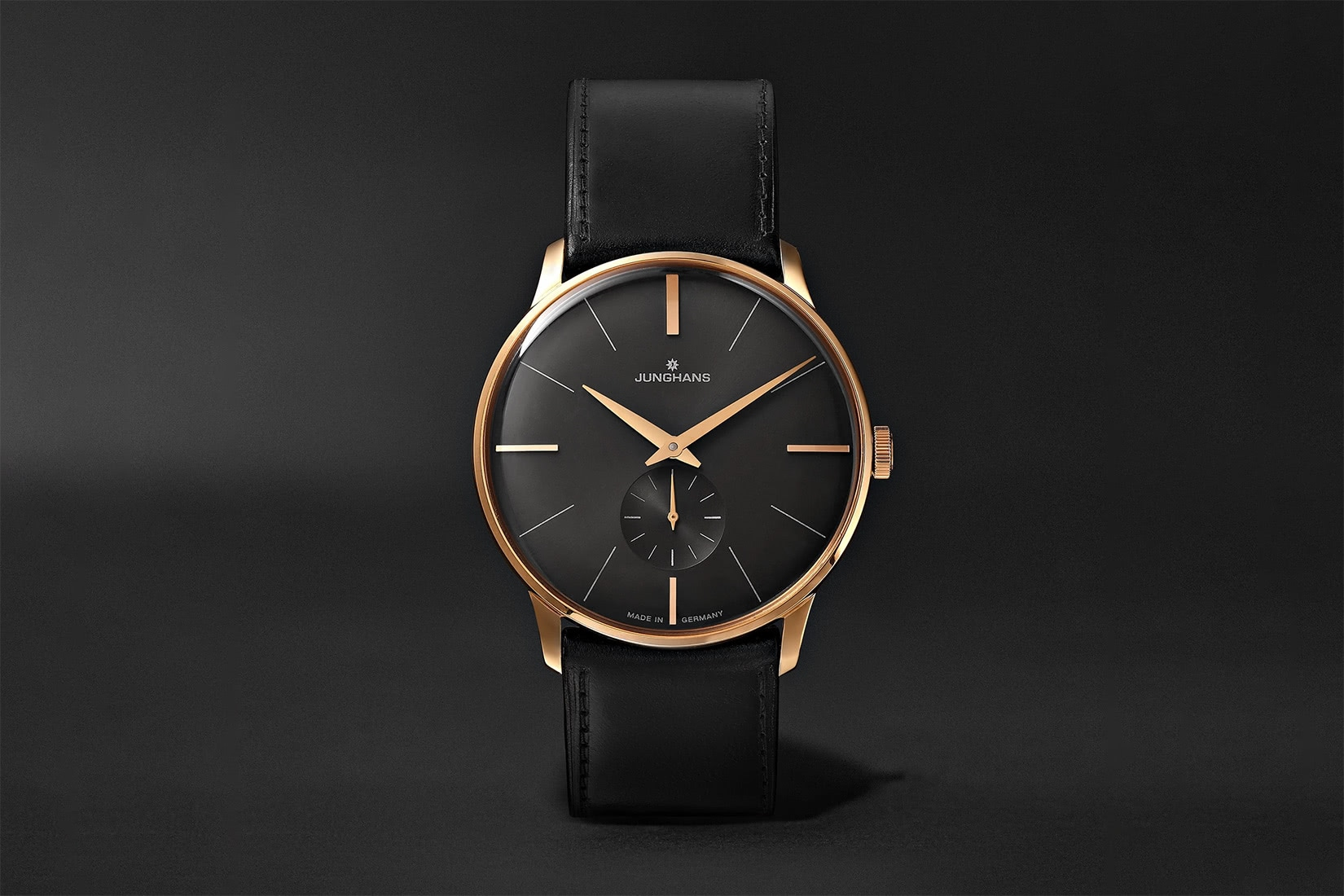best dress watches junghans meister handaufzug - Luxe Digital