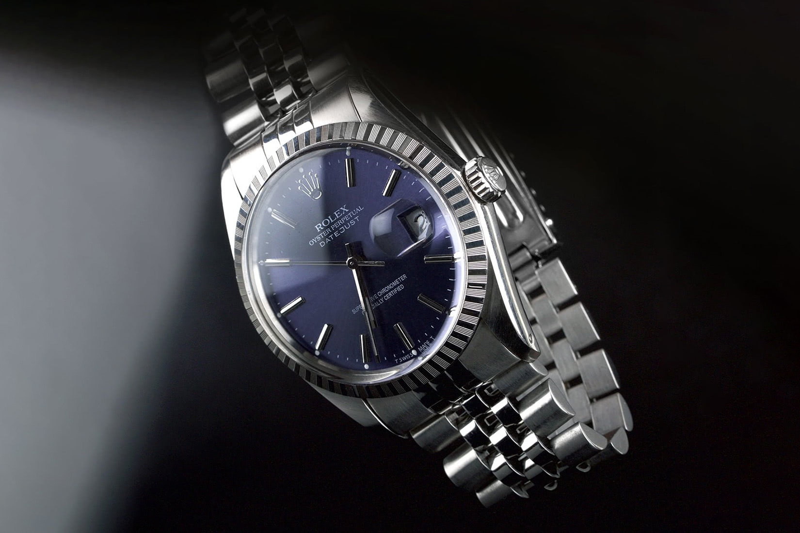 best dress watches rolex datejust 16030 - Luxe Digital