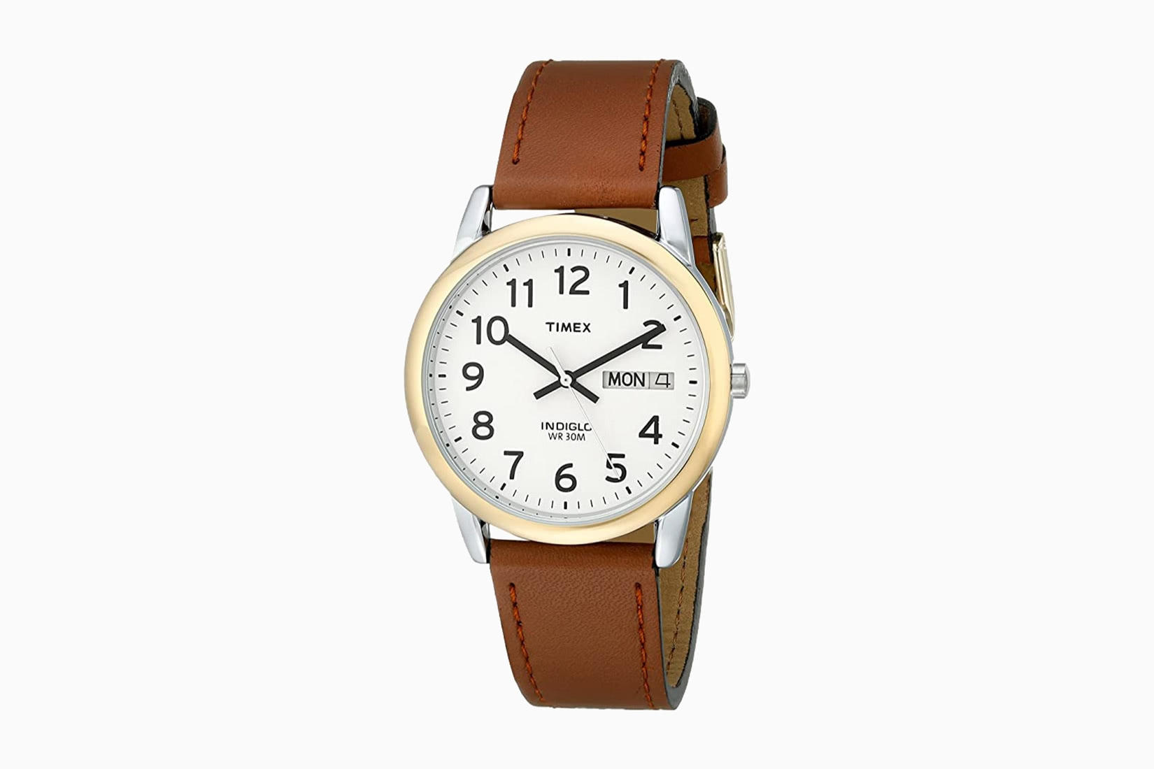 best dress watches timex easy reader - Luxe Digital