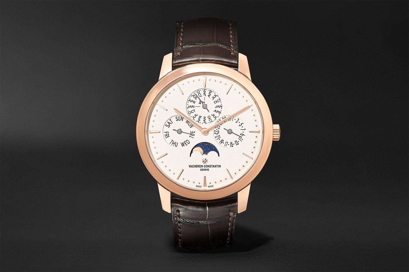 best dress watches vacheron constantin traditionnelle perpetual calendar - Luxe Digital