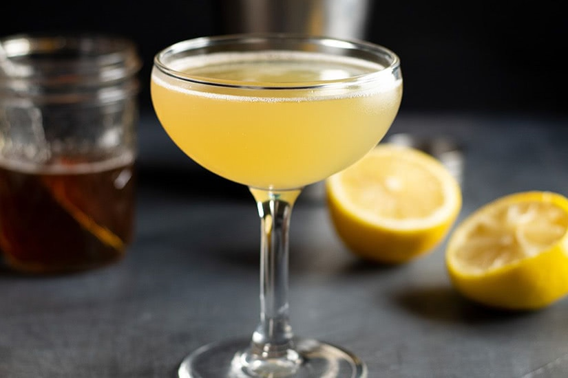 best cocktails recipe bees knees - Luxe Digital