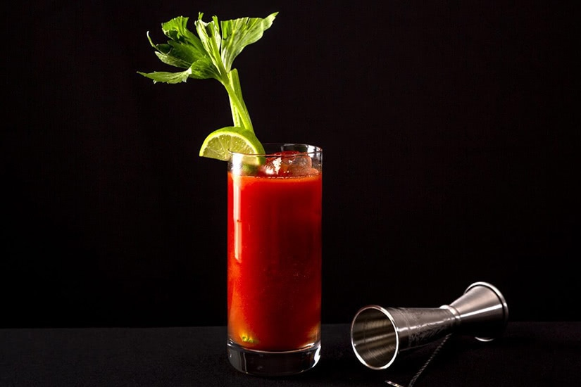 best cocktails recipe bloody mary - Luxe Digital