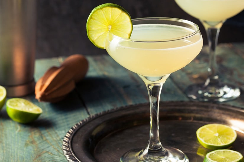 best cocktails recipe daiquiri - Luxe Digital