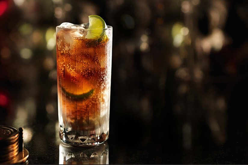 best cocktails recipe dark n stormy - Luxe Digital