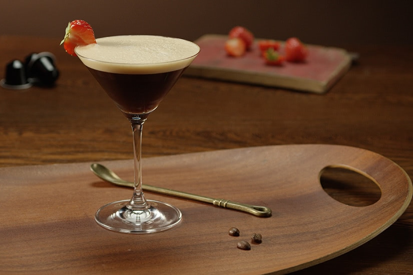 best cocktails recipe espresso martini - Luxe Digital